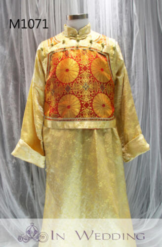 InWedding chinese wedding dress-M1071
