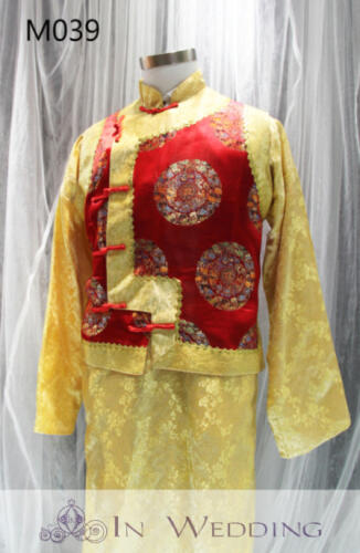 InWedding chinese wedding dress-M39