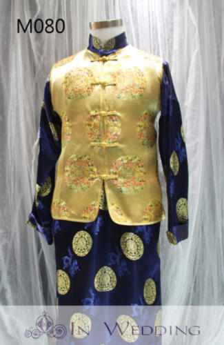 InWedding chinese wedding dress-M80