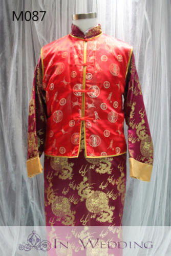 InWedding chinese wedding dress-M87