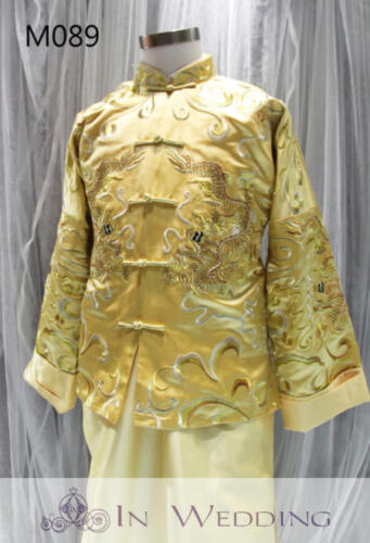 InWedding chinese wedding dress-M89