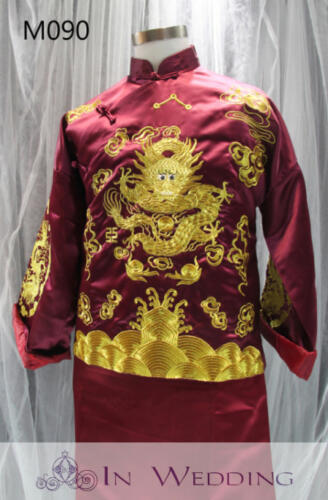InWedding chinese wedding dress-M90