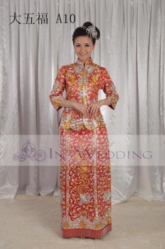 InWedding chinese wedding dress 1