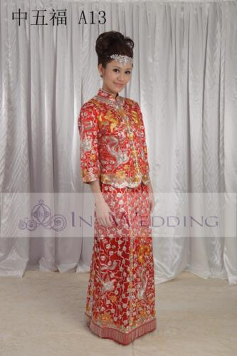 InWedding chinese wedding dress 10