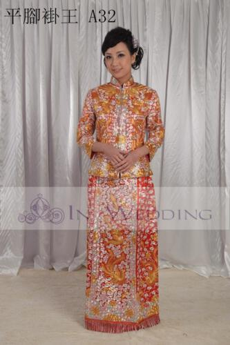 InWedding chinese wedding dress 11