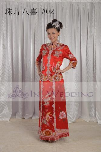 InWedding chinese wedding dress 14