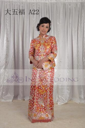 InWedding chinese wedding dress 2