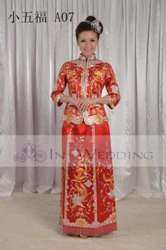 InWedding chinese wedding dress 5