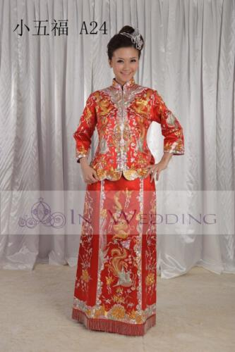 InWedding chinese wedding dress 6