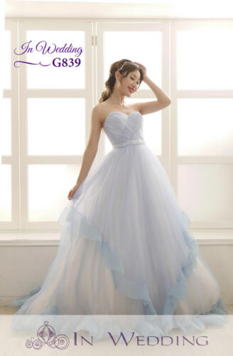 InWedding evening dress G839A
