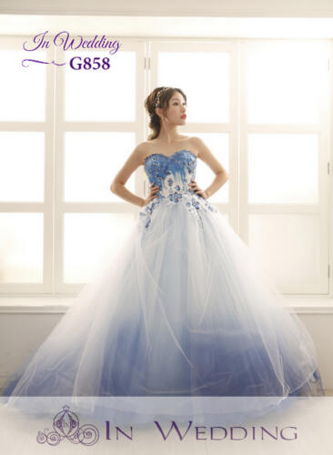 InWedding evening dress G858A