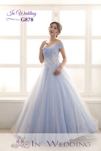 InWedding evening dress G878A