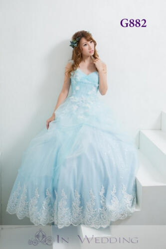 InWedding evening dress G882