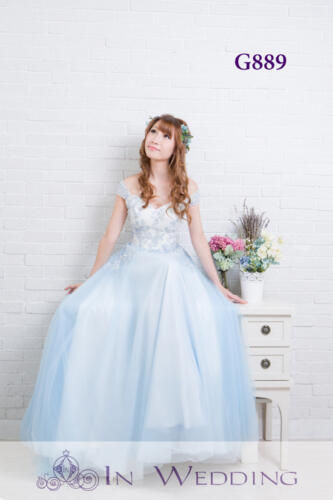 InWedding evening dress G889