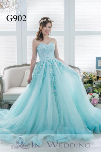 InWedding evening dress G902A