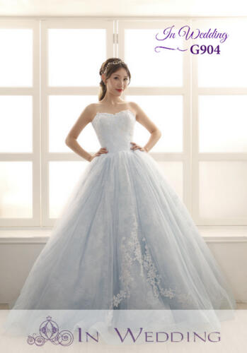 InWedding evening dress G904