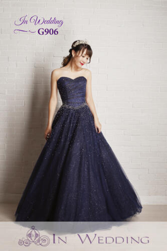 InWedding evening dress G906A