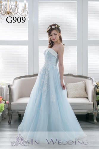 InWedding evening dress G909
