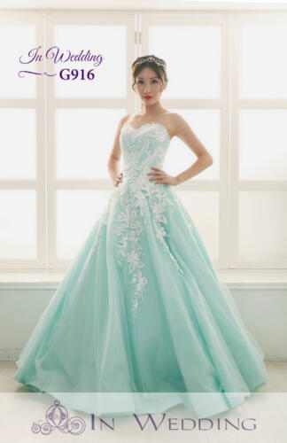 InWedding evening dress G916A