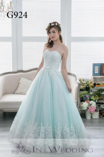 InWedding evening dress G924