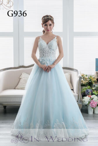 InWedding evening dress G936A