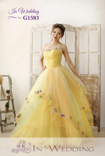InWedding evening dress G1583A