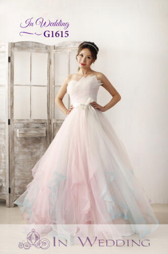 InWedding evening dress G1615B