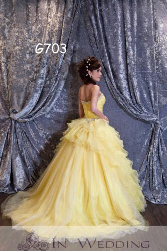 InWedding evening dress G703A