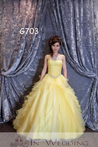 InWedding evening dress G703B