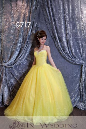 InWedding evening dress G717