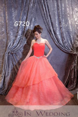 InWedding evening dress G720