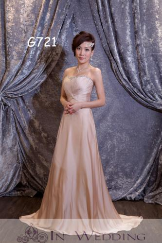 InWedding evening dress G721