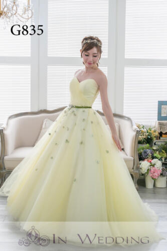 InWedding evening dress G835A