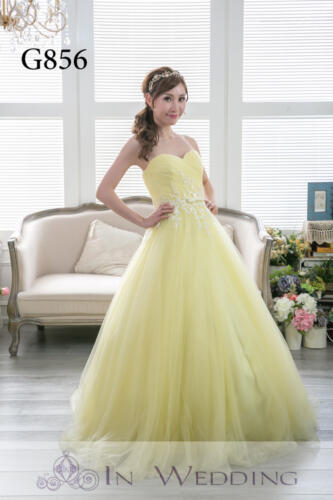 InWedding evening dress G856