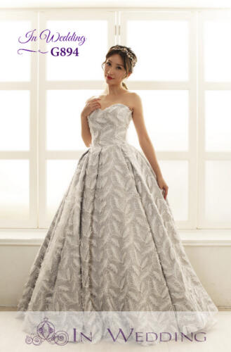 InWedding evening dress G894A