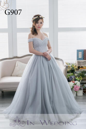 InWedding evening dress G907A