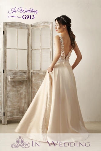 InWedding evening dress G913B