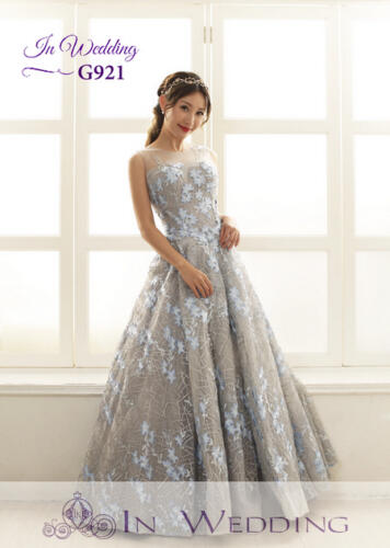 InWedding evening dress G921