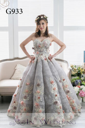 InWedding evening dress G933
