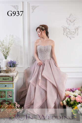 InWedding evening dress G937