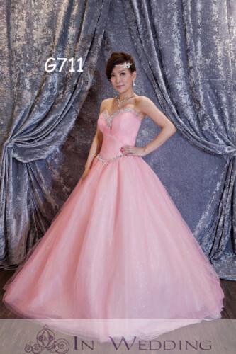 InWedding evening dress G711