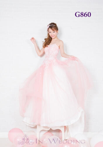 InWedding evening dress G860