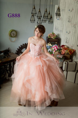 InWedding evening dress G888