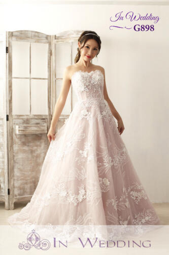 InWedding evening dress G898