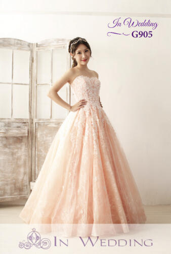 InWedding evening dress G905