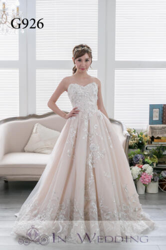 InWedding evening dress G926A