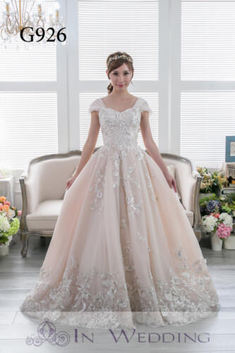 InWedding evening dress G926C