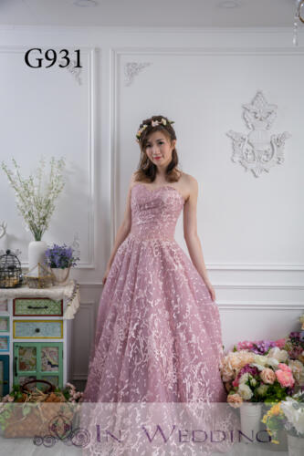 InWedding evening dress G931
