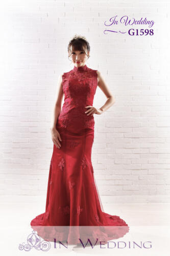 InWedding evening dress G1598A