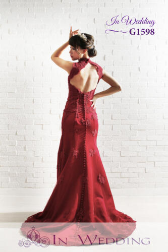 InWedding evening dress G1598B